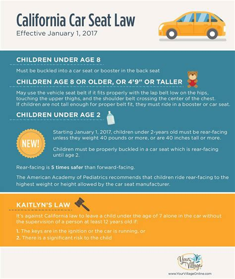 california for booster seats car seat laws 2017 2017 california child seat laws