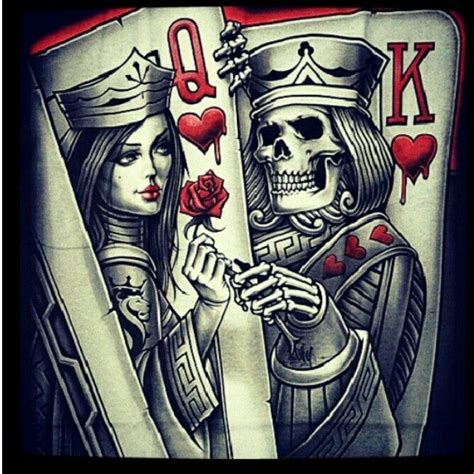 tattoo couple wallpaper the 25 best queen of hearts tattoo ideas on pinterest