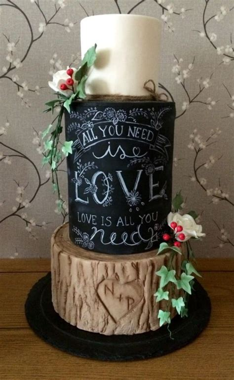 Wedding Cake Caterers by Rustic Wedding Cake Foster S Clambakes And Catering