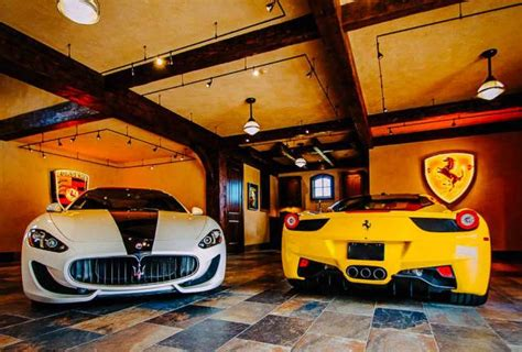 garages of the rich and famous jeff s place these garages of the rich and famous will make your jaw