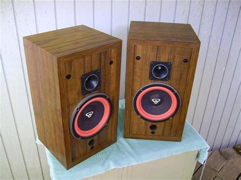 wanted cerwin bookshelf speakers east
