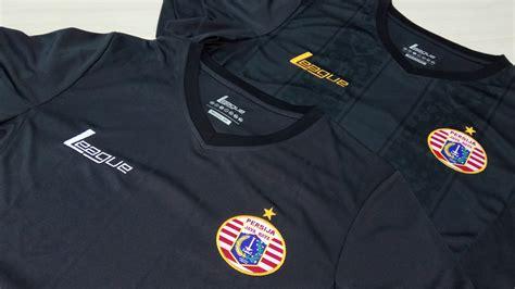 Jersey Persija Third geliat kreativitas apparel lokal merancang jersey