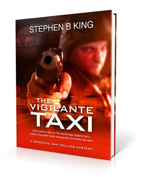 The Vigilante Taxi the vigilante taxi stephen b king