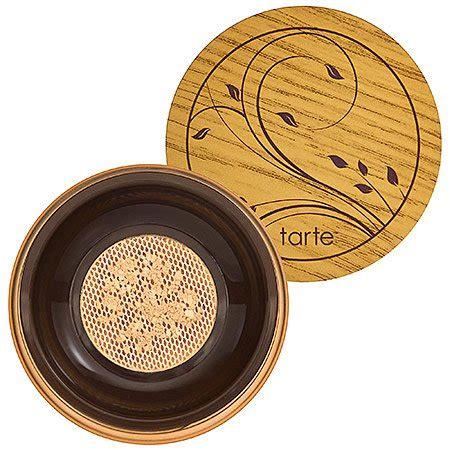 tarte amazonian clay coverage airbrush foundation fair light neutral amazon com tarte airbuki bamboo powder foundation brush