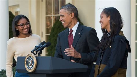 sasha obama boyfriend obama says he s not worried about his daughters dating