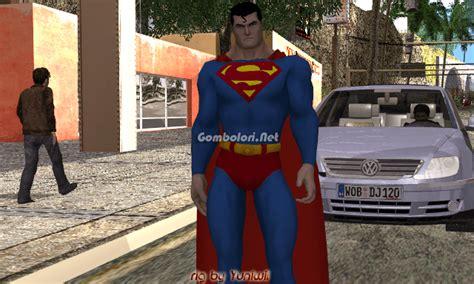 gta san andreas superman mod game free download for pc superman dc addon mod db