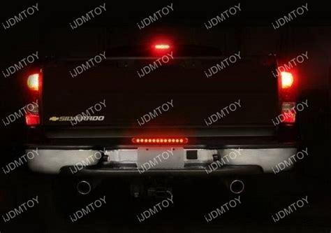 best led tailgate light bar trunk tailgate red led light bar for tail brake light