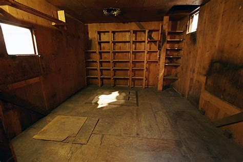 Unabomber Cabin by Inside The Unabomber S Cabin Flickr Photo