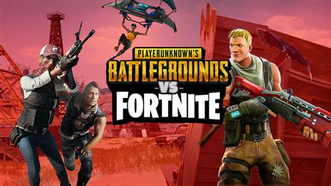 who makes fortnite battle royale pubg vs fortnite here s what makes these battle royale