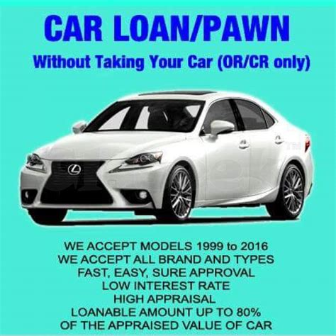 housing loan without collateral philippines loan collateral pawn taguig claseek philippines