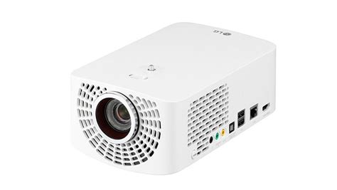 Led Projector Lg Pw800 lg portable led projector with smart tv and magic remote pf1500 review rating pcmag