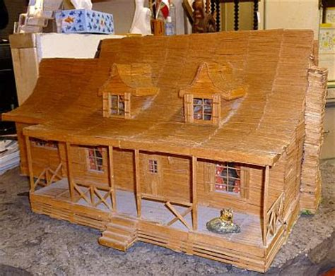 toothpick house antiques on kent prison art toothpick house c 1960 s