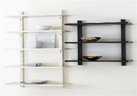 Wall Mounted Bookshelves Ikea Wall Mount Shelves In Stunning Designs To Use Minimalist