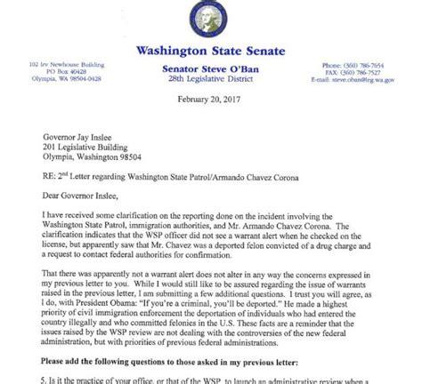 Wsp Background Check Washington State Patrol Archives Steve O Ban