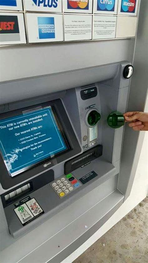 how to make credit card payment through atm warning this is how your credit card info gets stolen at atms