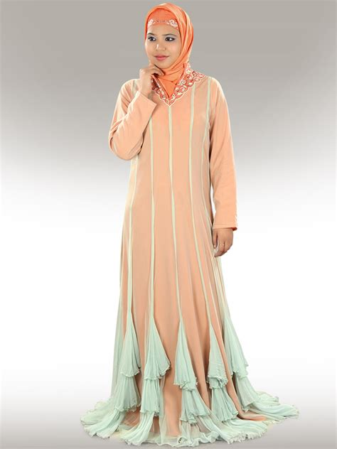 Glamor Eksklusive Abaya by Abaya Collection Of Mybatua Abaya Nationtrendz