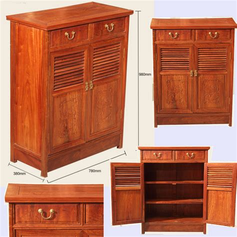 solid wood shoe cabinet ming dy style myanmar rosewood solid wood furniture shoe