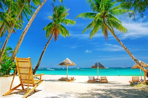 imagenes de paisajes en la playa wallpapers para la pc de paisajes de playas del caribe