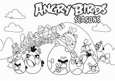 Lu Belajar Lucu 4 gambar mewarnai angry bird yang lucu dan seru w8lu