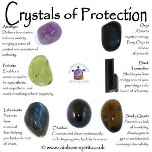 protection from color crystalposter