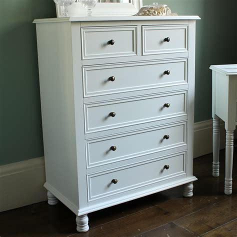 Chest Of Drawers White by Eliza White Range Six Drawer Chest Of Drawers