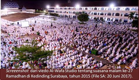 tutorial shalat taubat malam 27 ramadhan 1438h sabdullah2015 indonesiana