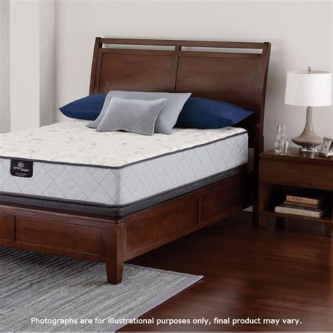 Serta Sleeper Plush Reviews by Sleeper Holmquist Plush Mattress By Serta