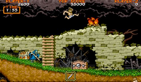 ghouls'n ghosts (world) rom download for mame rom hustler