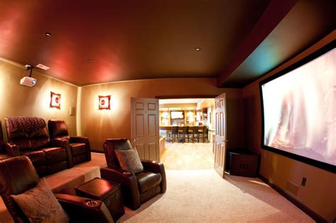 in home theaters modern home theater dc metro