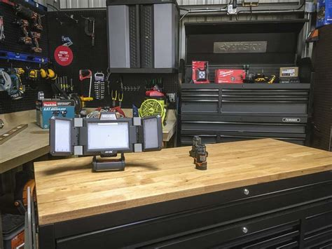 Husky Tool Box and Workbench Review   Back in Black!