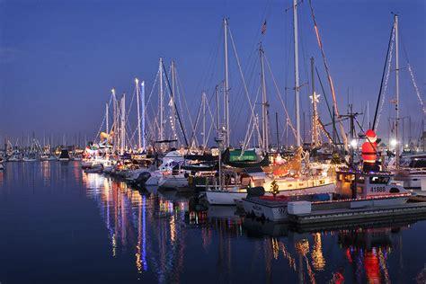 santa cruz lighted boat parade 2017 upcoming events central coast