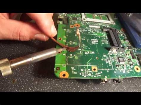 laptop usb port replacement youtube