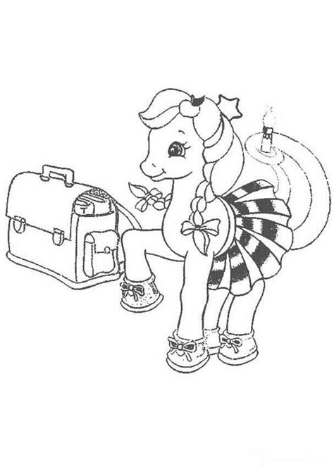hello pony coloring pages my little pony girl coloring pages hellokids com