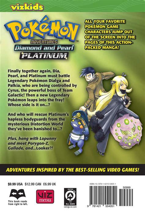 Adventures And Pearl Platinum Vol 7 pok 233 mon adventures and pearl platinum vol 9
