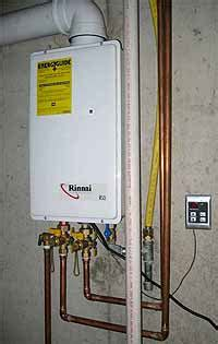 Cost To Replace Plumbing by Cost To Install A Tankless Water Heater 2017
