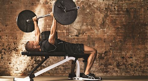 muscle media bench press top 10 muscle and strength building moves muscle fitness