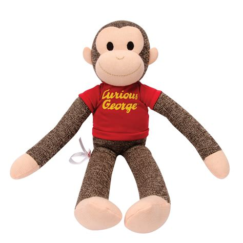 curious george dolls toys curious george
