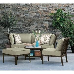 Prescott Patio Furniture everyday prescott cushions martha stewart replacement