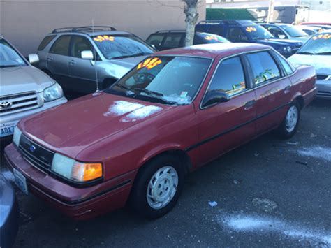 1994 ford tempo saint charles mo images frompo ford tempo sedan for sale used cars on buysellsearch