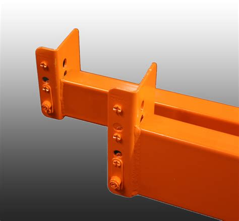 Unarco Racking by Unarco Patented Interchangeable Lock Automaticlly Locks