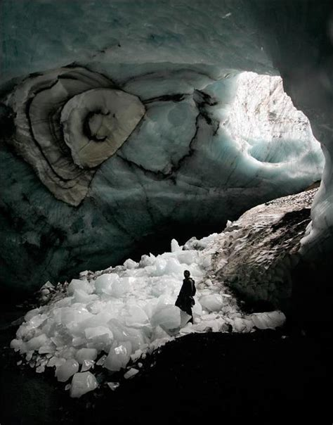 the crystal cave iceland kverkfjoll ice cave in iceland entertainment enter