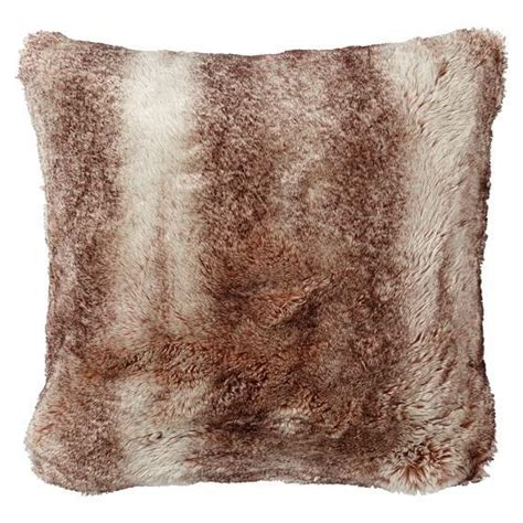 Fur Pillow Cover by Faux Fur Pillow Cover From Pbteen