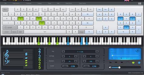 Keyboard Piano Untuk Laptop everyone piano gratis