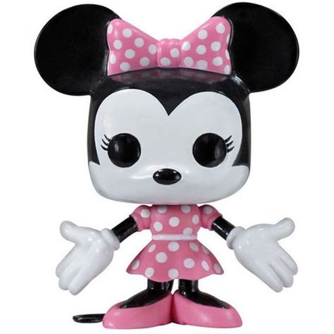 Funko Pop Mickey Mouse funko pop disney vinyl figure minnie mouse disney