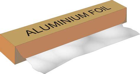 Aluminium Foil 4 aluminum foil clipart clipground