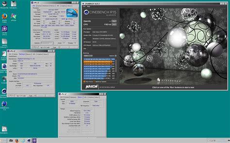 World Bench Press Records Xevipiu S Cinebench R15 Score 1163 Cb With A Xeon X5675