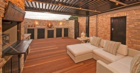 beautiful  weather braai area braai room ideas   patio built  braai outdoor areas