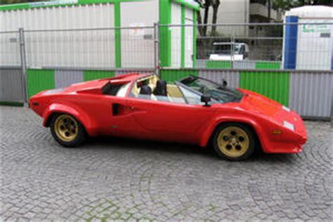 Power Wheels Lamborghini Countach One Lamborghini Countach Targa Owned By Rod Stewart