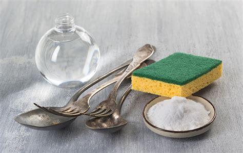 Pulire Posate Argento by 7 Metodi Infallibili Per Pulire Gli Oggetti In Argento