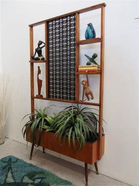 Fantastic Furniture Room Divider Fantastic Teak Room Divider Planter And Shelf Unit Mid Century Room Dividers